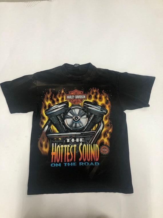 Harley Davidson Graphic T-shirt