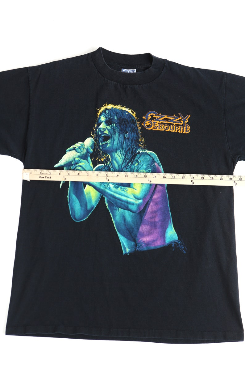 Ozzy Osbourne Graphic T-shirt  Rock T-shirt