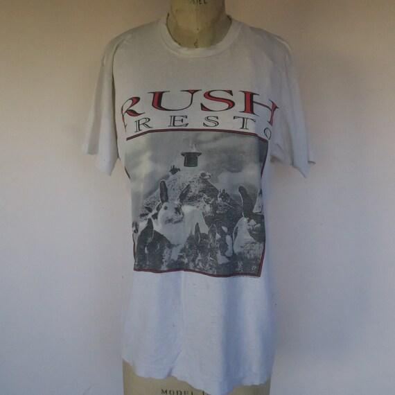 rush presto t shirt