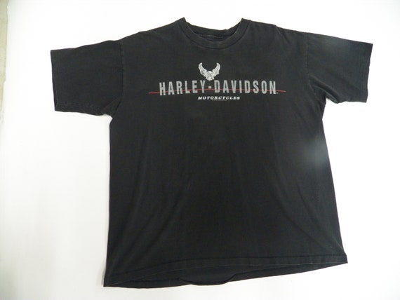 Dudley Perkins Co. Harley Davidson T-shirt