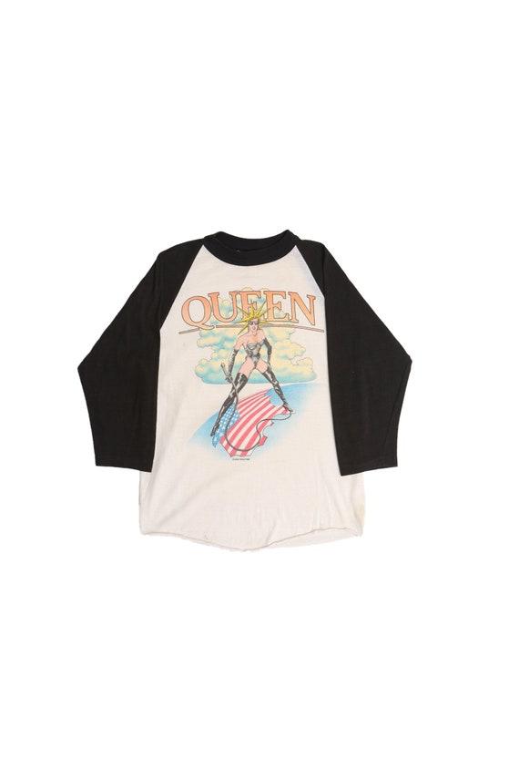 Vintage Queen T-shirt American Tour