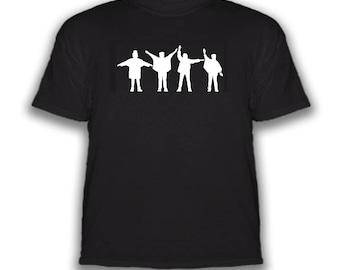 premium selection 46daf 6a2d6 Beatles help t shirt | Etsy