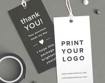 Custom hang tags etsy custom logo labels printed logo tag thank you coupon product tags custom product tags thank you tag custom hang tags business card colourmoves