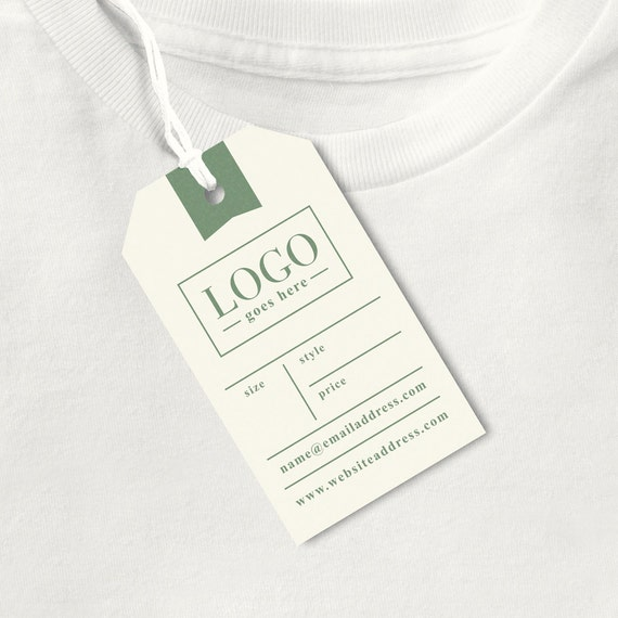 Individuelle Kleidung Etiketten Tags Kleidung | Etsy