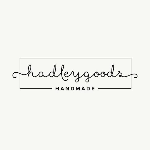 Logotipo de asequible premade logo logos femeninos paquete | Etsy