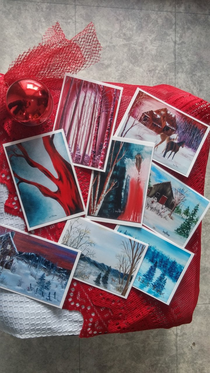 16 Christmasdiscount Cards Cards Holiday Without Textcards For