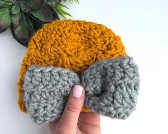 Crochet Infant Hat - Adoption Fundraiser