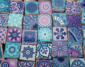 Ceramic Mosaic Tiles Medallions Moroccan Tile Mosaic