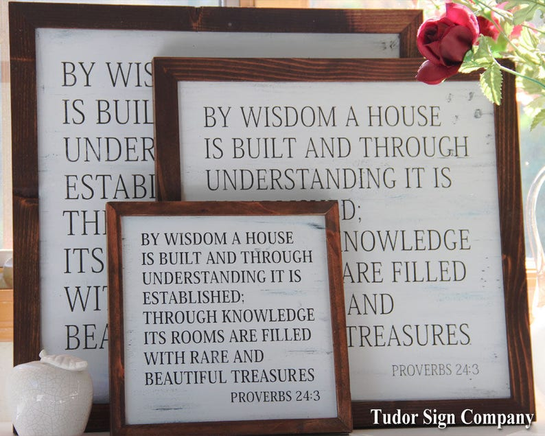 By Wisdom a House is Built Homeschool Classical Conversations image 0
