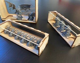 Journeys In Middle Earth organizer insert –– Shadowed Paths expansion