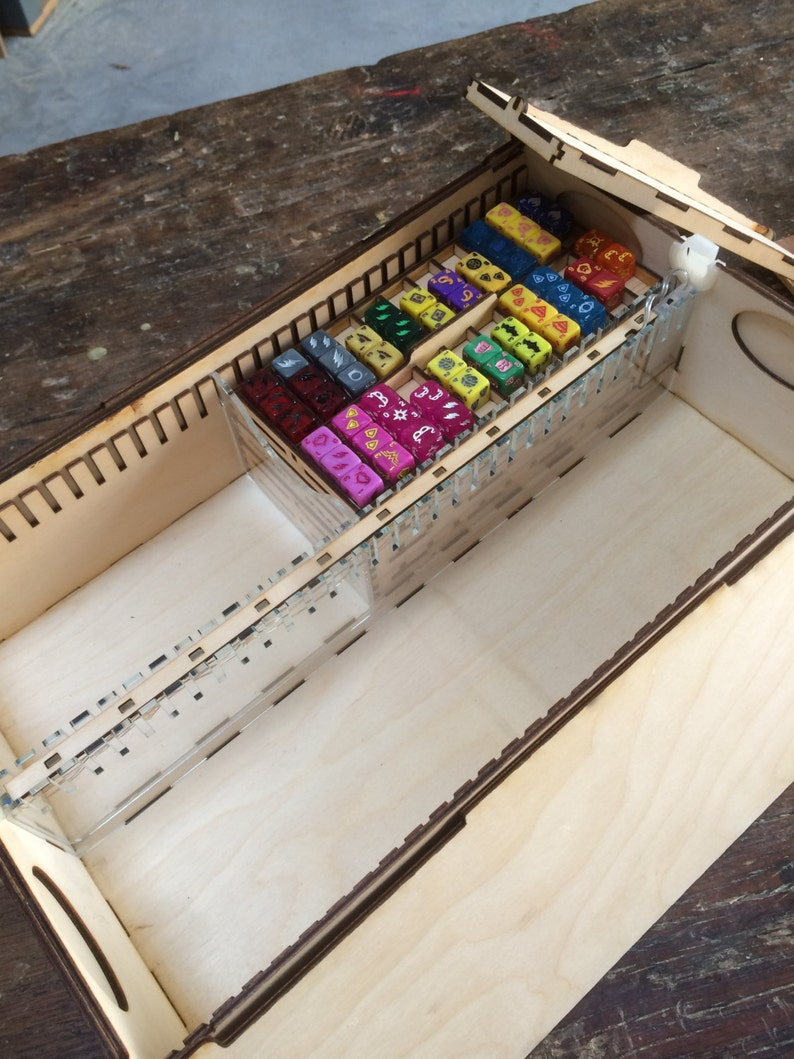 The Nerd Box  DiceMasters Storage Edition image 0