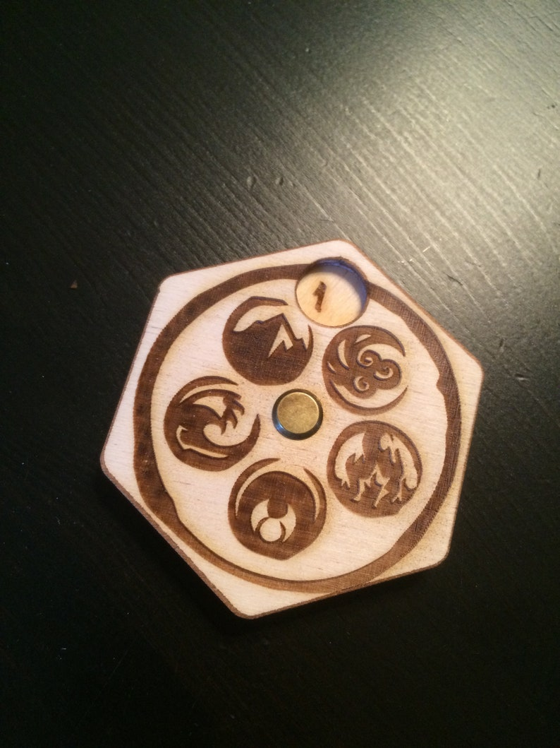 Honor Dial for L5R image 0