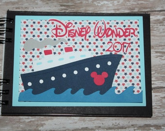 Disney Cruise Autograph Book Idea Photo Mat Signature