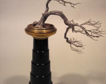 Bonsai Sculpture Cascade Style