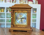 Hidden Storage Clock, Concealment Furniture, Functioning Clock, Westminster Chime Dual Chime, Discreet inconspicuous Storage Jewelry Box