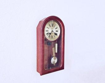 Pendulum wall clock | Etsy