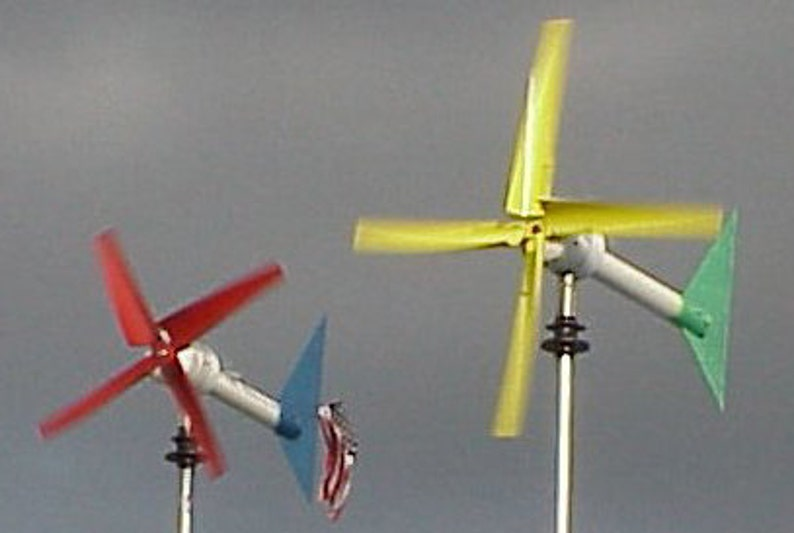 WIND Turbine DIY, Opportunity For Investment, 4th of July Project Special,  Digital File Download PDF ,30% Fed Tax Credits