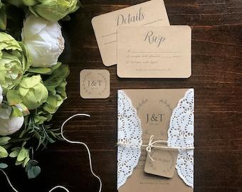 Diy Wedding Invites Etsy