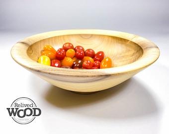 Florida Magnolia Wood Bowl Handmade by Kent Weakley 110819E