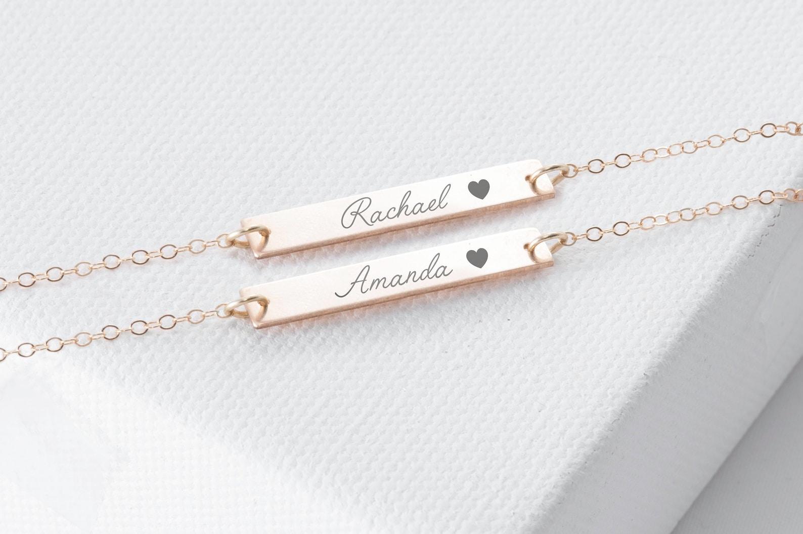 Custom Best Friend Bracelet