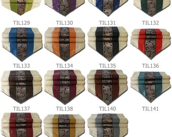 TS131 table runner Tablerunner tablecloth handmade 150200250 x 30 cm New Thai Silk