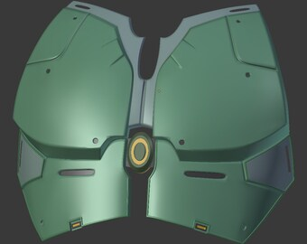 Jedi armor | Etsy