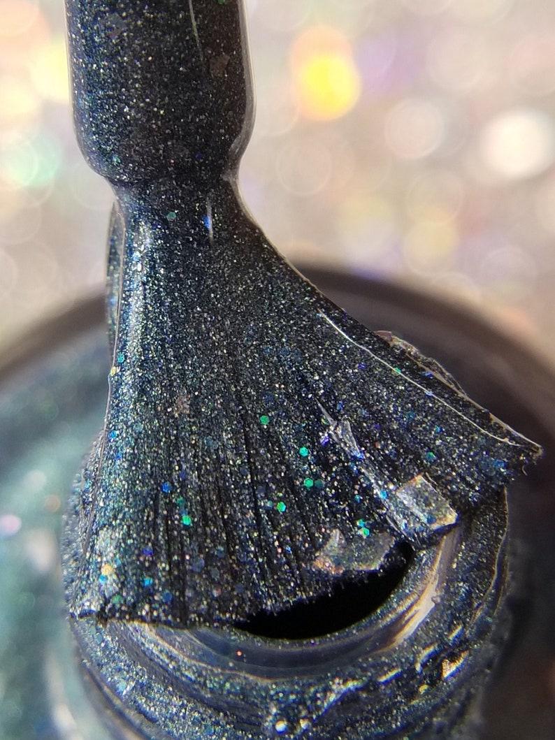 CHAOTIC GOOD  Handmade 10-Free Natural D&D Nail Polish image 0
