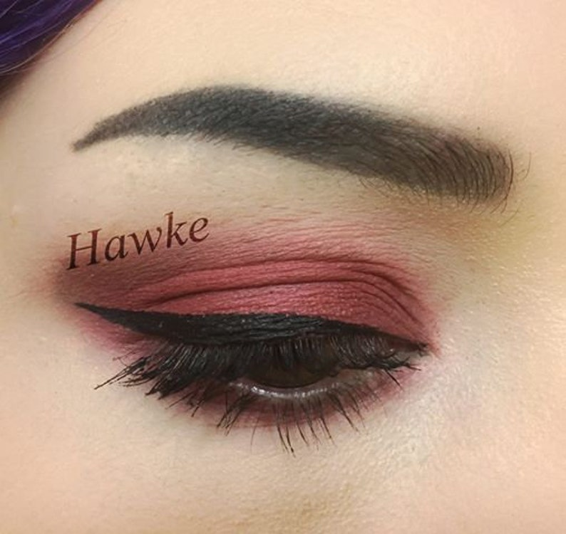 HAWKE  Handmade Mineral Pressed 26mm Eye Shadow image 0