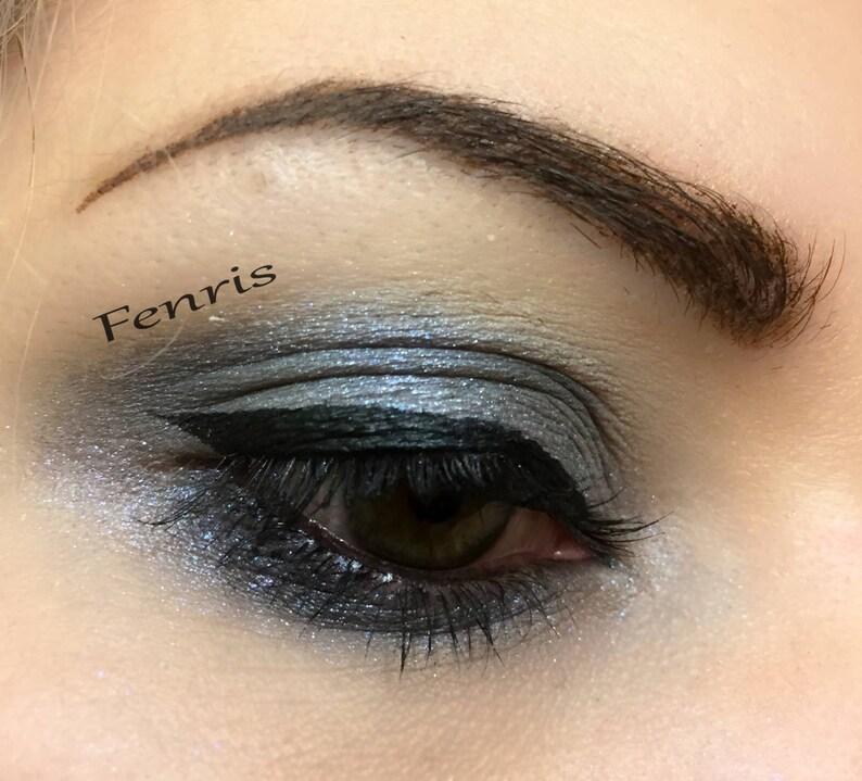 FENRIS  Handmade Mineral Pressed 26mm Eye Shadow image 0