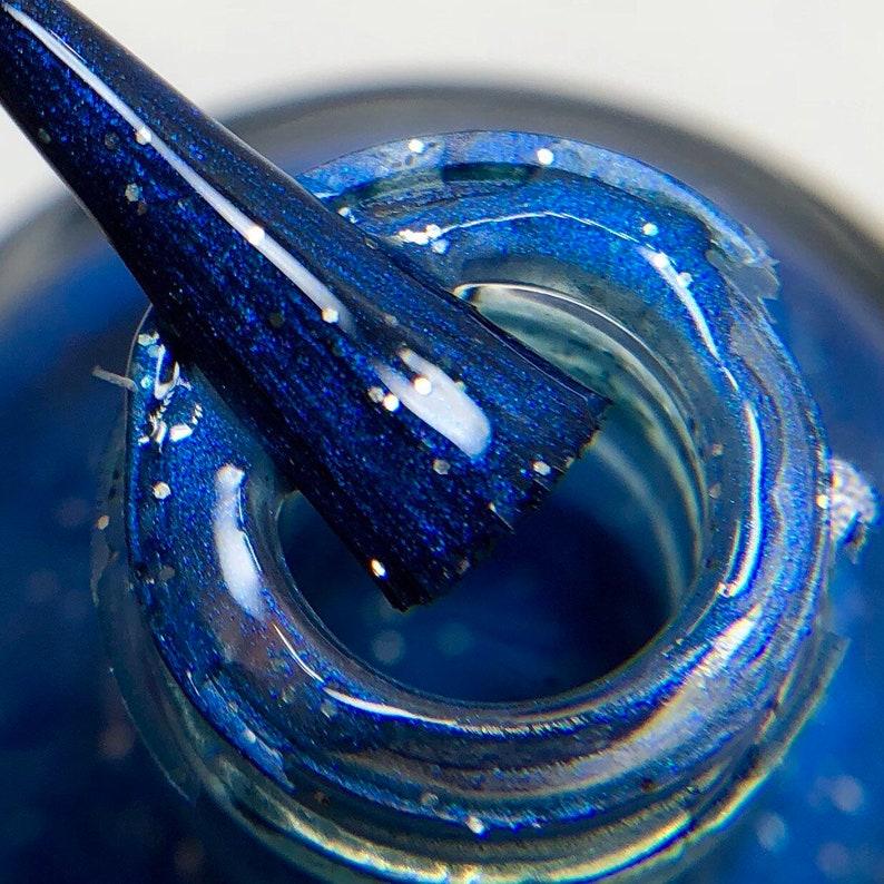 THE WARDEN  Handmade 10-Free Natural Nail Polish image 0