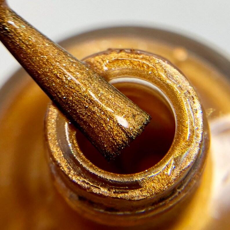ISABELA  Handmade 10-Free Natural Nail Polish image 0