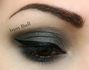 IRON BULL - Handmade Mineral Pressed Eye Shadow
