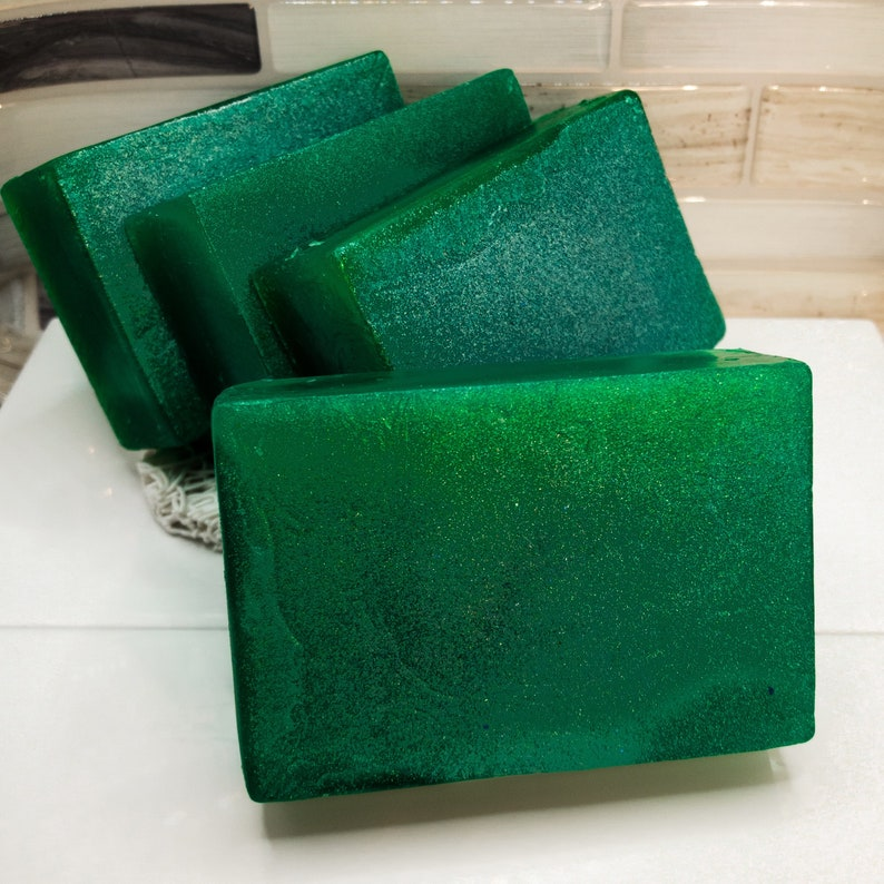 BEYOND: Sector Four  Handmade Scented Soap Trix