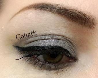 GOLIATH - Handmade Mineral Pressed Eye Shadow