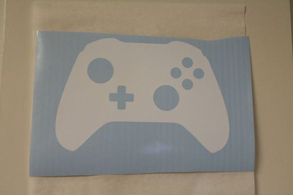 Xbox One Controller Decal Any Size Any Colors