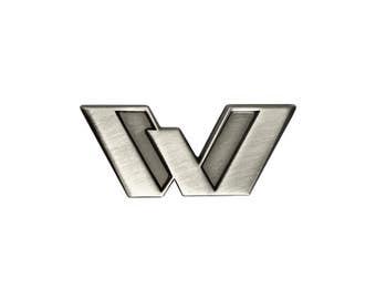 Westworld - Enamel Pin