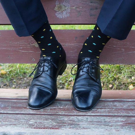 Don't Skimp On Dress Socks. High-Quality Is Best!