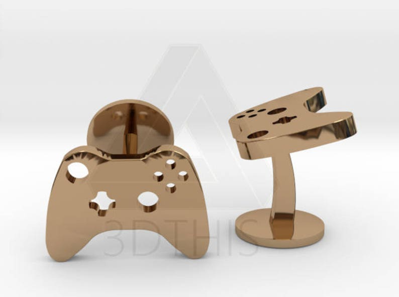 Xbox Controller Cufflinks Gaming Wedding Cuff Links Video Game Cufflink Initial Engraving X Box Cuff Links