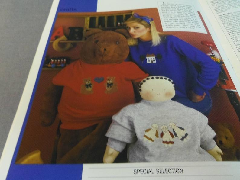 Crochet 30 Projects May June 1987 Cross Stitch Painting Knitting Leisure Arts Magazine
