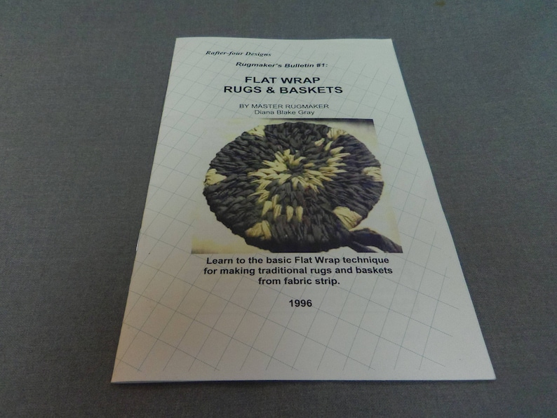 Original Basket Magic H Home Arts & Crafts Basketry & Chair Caning Guides Trester Vintage Basketry Pattern Instruction Book 1977 New With The Most Up-To-Date Equipment And Techniques