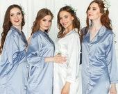 Bridesmaid Shirts, Bridesmaid Pajamas, Bridesmaids Long Shirt, Bridesmaid Robes, Bridesmaid Gifts, Bridesmaid Proposal, Wedding Shirt Long
