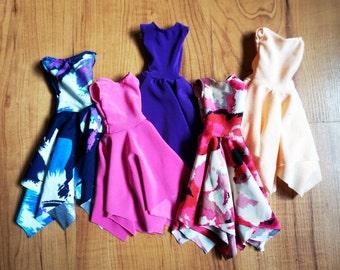 Minifee Square Dress