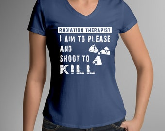 """Radiation Therapy """"Aim to Shoot"""""""