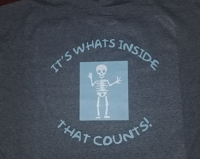What's Inside That Counts