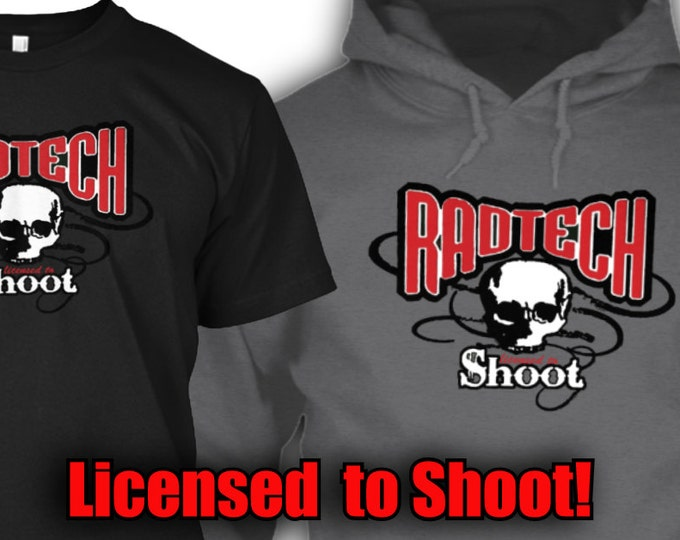 Licensed to shoot - Radiology
