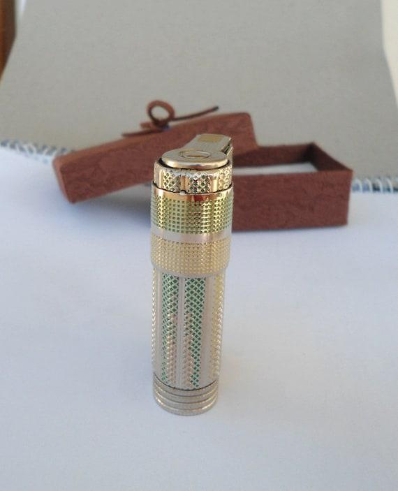 IMCO lighter, vintage lighter, petrol lighter, gasoline lighter, IMCO  Triplex, made in Austria, cigarette lighter, Imco Triplex Super 6700