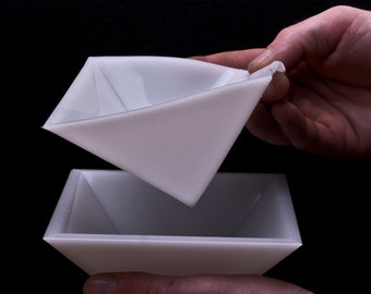 Cheops Pyramid Silicone Mold/Mould, 111mm base