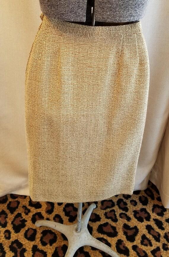 Bonnie Cashin, SILLS, Vintage, 1960s, Ivory, Came… - image 9