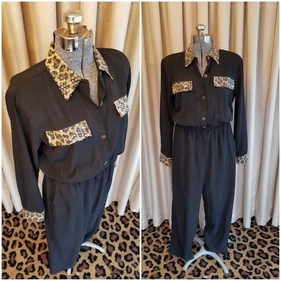 Vintage, 1980s, 1990s, Saint Germain, Black, Long