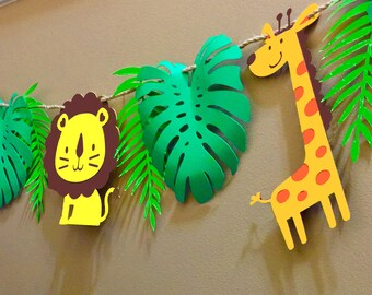 Jungle Theme Etsy